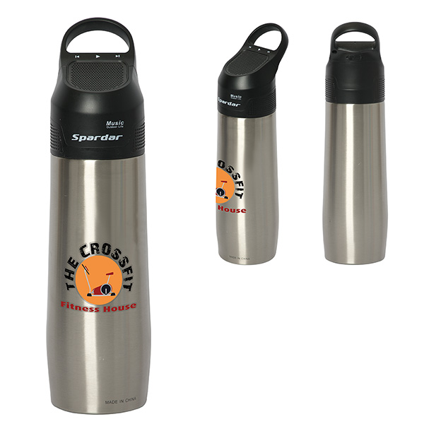 Bedrock Speaker 750 ML. (25 OZ.) Water Bottle CU9331